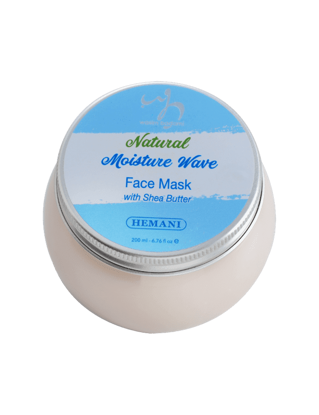 Natural Moisture Wave Face Mask