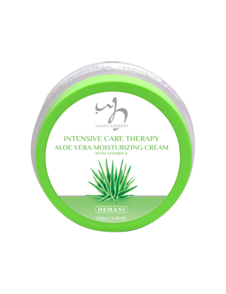 Intensive Care Therapy Aloe Vera Moisturizing Cream