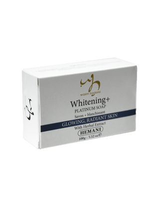 WB - Whitening+ Platinum Soap