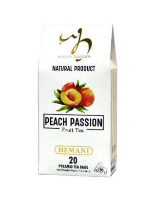 Peach Passion Fruit Tea