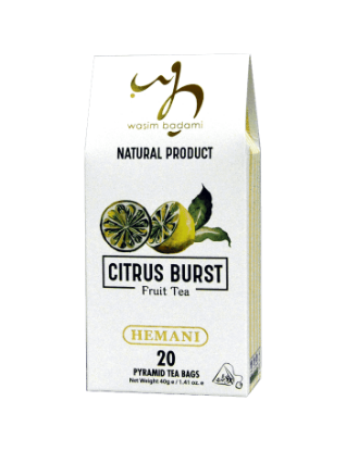 Citrus Burst Fruit Tea
