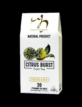 Citrus Burst Fruit Tea