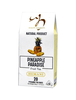 Pineapple Paradise Fruit Tea