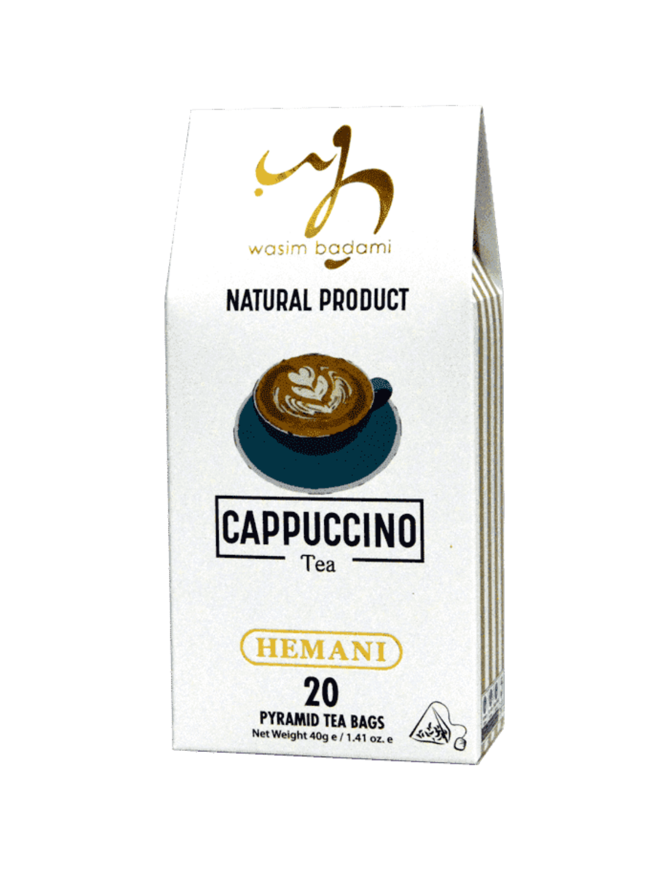 Cappuccino Tea