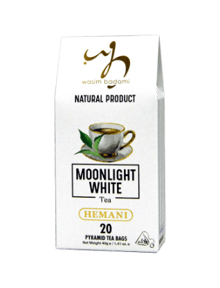 Moonlight White Green Tea