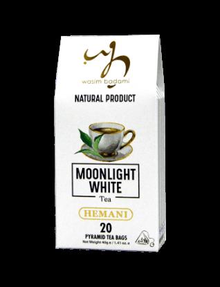 Moonlight White Green Tea