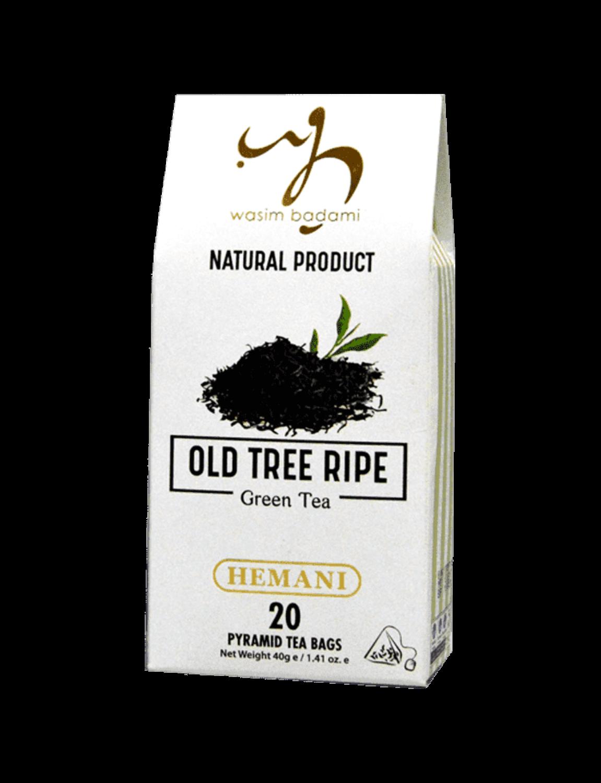 Old Tree Ripe Green Tea