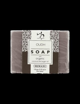 Oudh Organic Soap