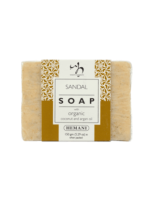 Sandal Organic Soap