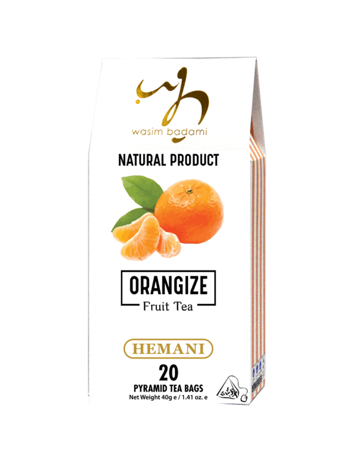 Orangize Fruit Tea