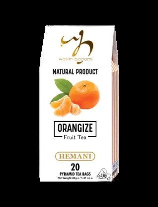 Orangize Fruit Tea