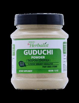 Dr. Herbalist Guduchi Powder 100 Gm