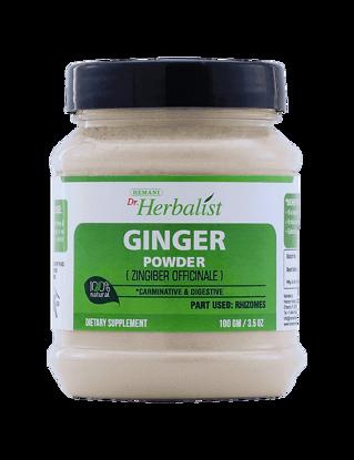 Dr. Herbalist Ginger Powder 100 Gm