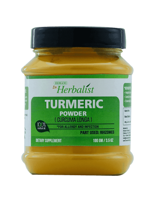 Dr. Herbalist Turmeric Powder 100Gm