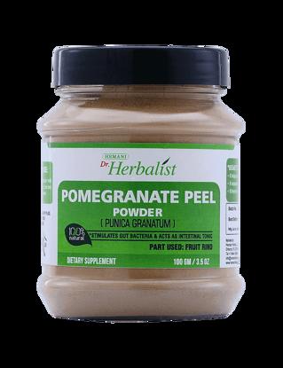 Dr. Herbalist Pomegranate Peel Powder 100 Gm