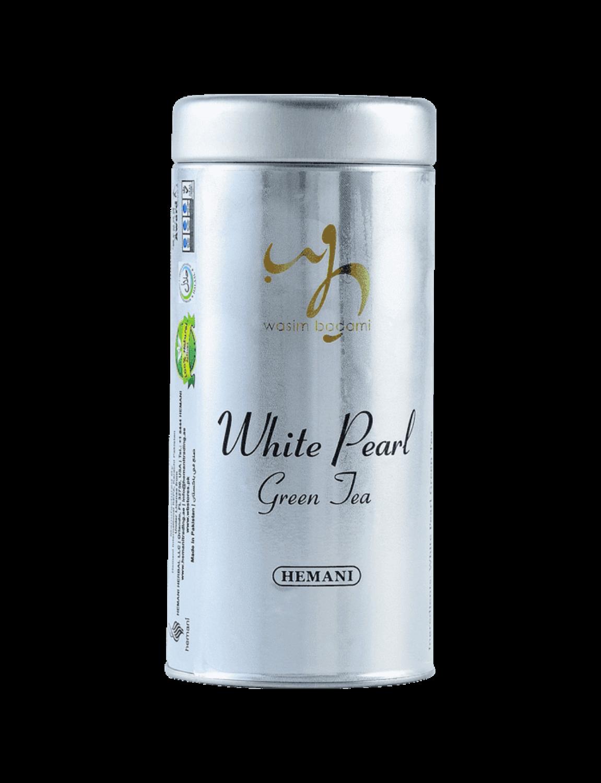 White Pearl Green Tea