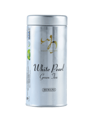 White Pearl Green Tea