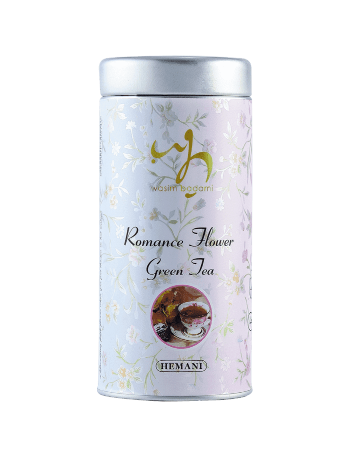 Romance Flower Green Tea
