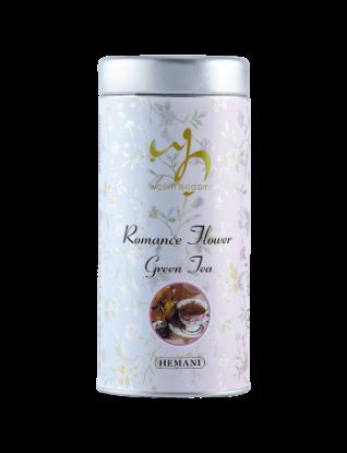 Romance Flower Green Tea