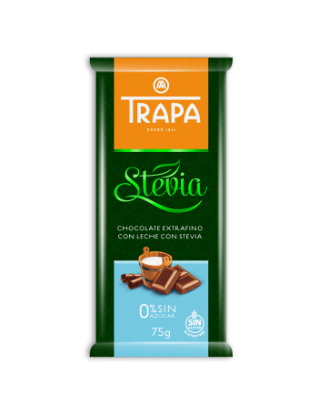 Stevia Milk Chocolate