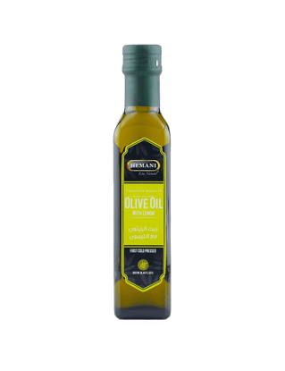 Hemani Extra Virgin Olive Oil With Lemon