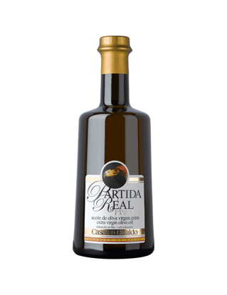 Extra Virgin Olive Oil 500Ml Partida Real