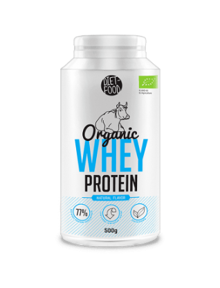 Bio Whey Protein Natural Flavour 500Gm