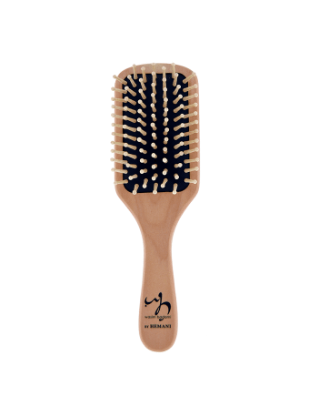 WB by Hemani Oh Mah Wooden Hair Brush