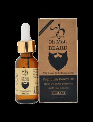 Oh Mah Beard Premium Beard Oil