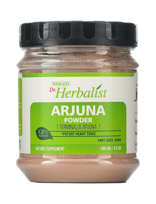 Dr. Herbalist Arjunapowder 100 Gm