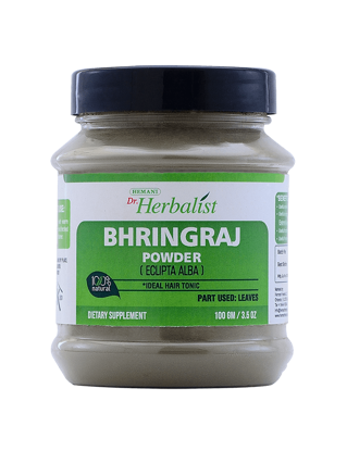 Dr. Herbalist Bringraj Powder 100 Gm
