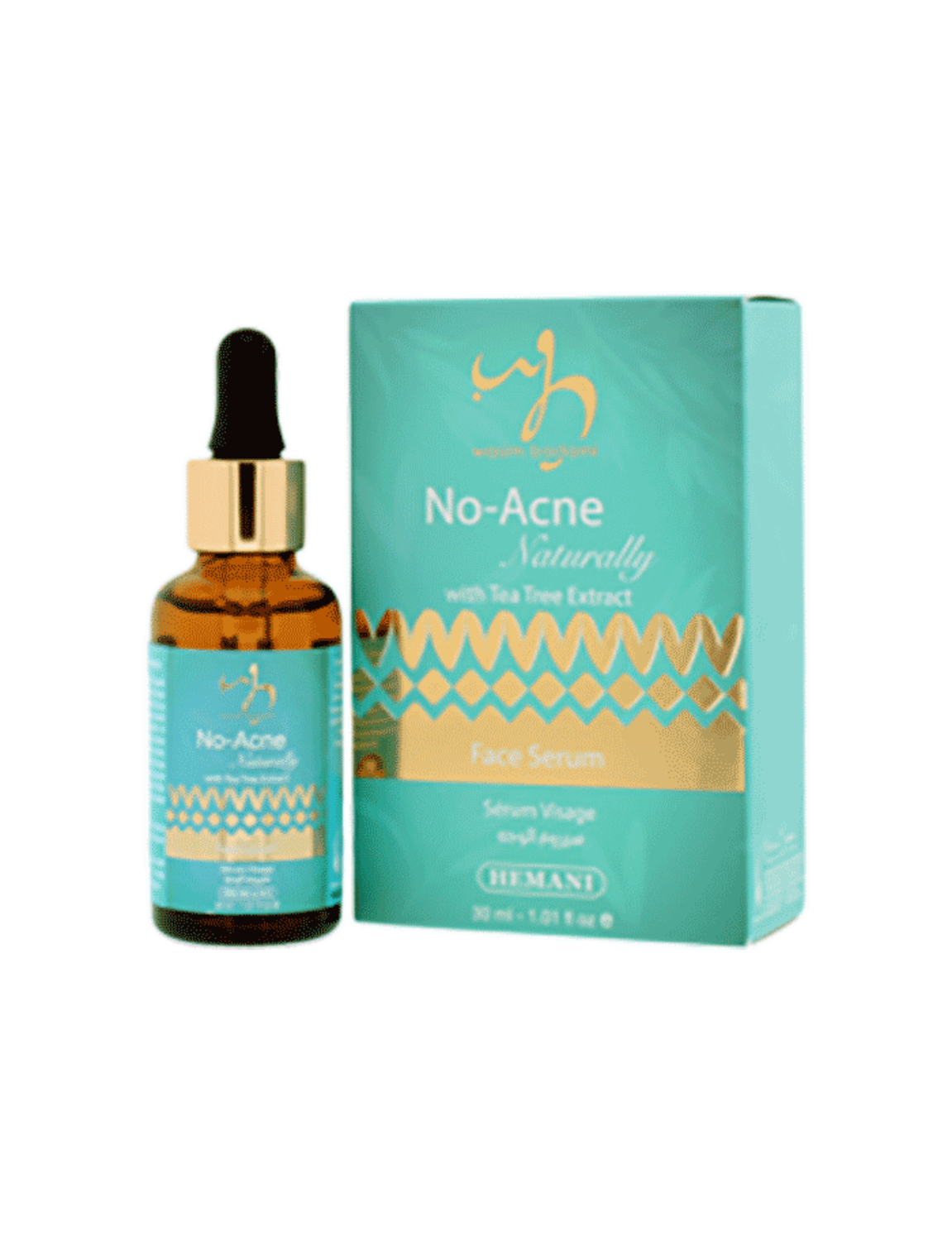 No-Acne  Treatment Face Serum With Tea Tree Oil