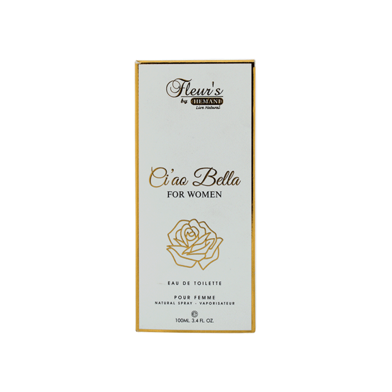 Ci'ao Bella Perfume For Women Fleur's by Hemani Herbals