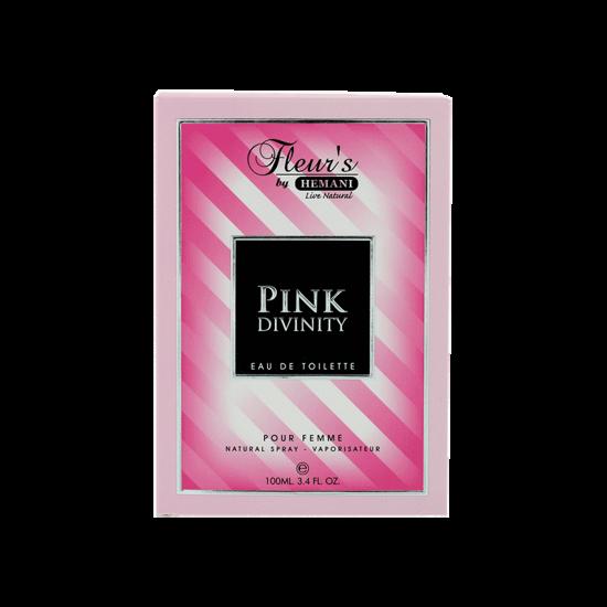 Pink Divinity Perfume for Women - Fleur's by Hemani Herbals