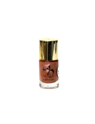Nail Polish Mirror Metallic Bronze