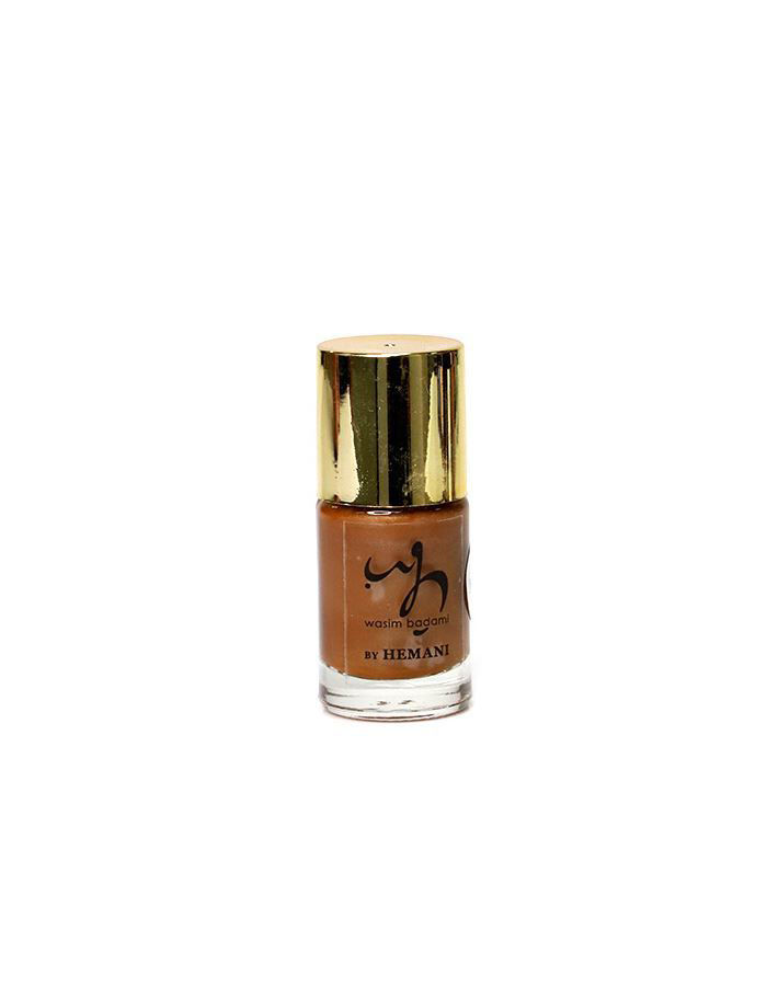 Nail Polish Mirror Metallic Gold