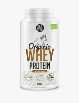 BIO WHEY PROTEIN WITH COCOA 500GM