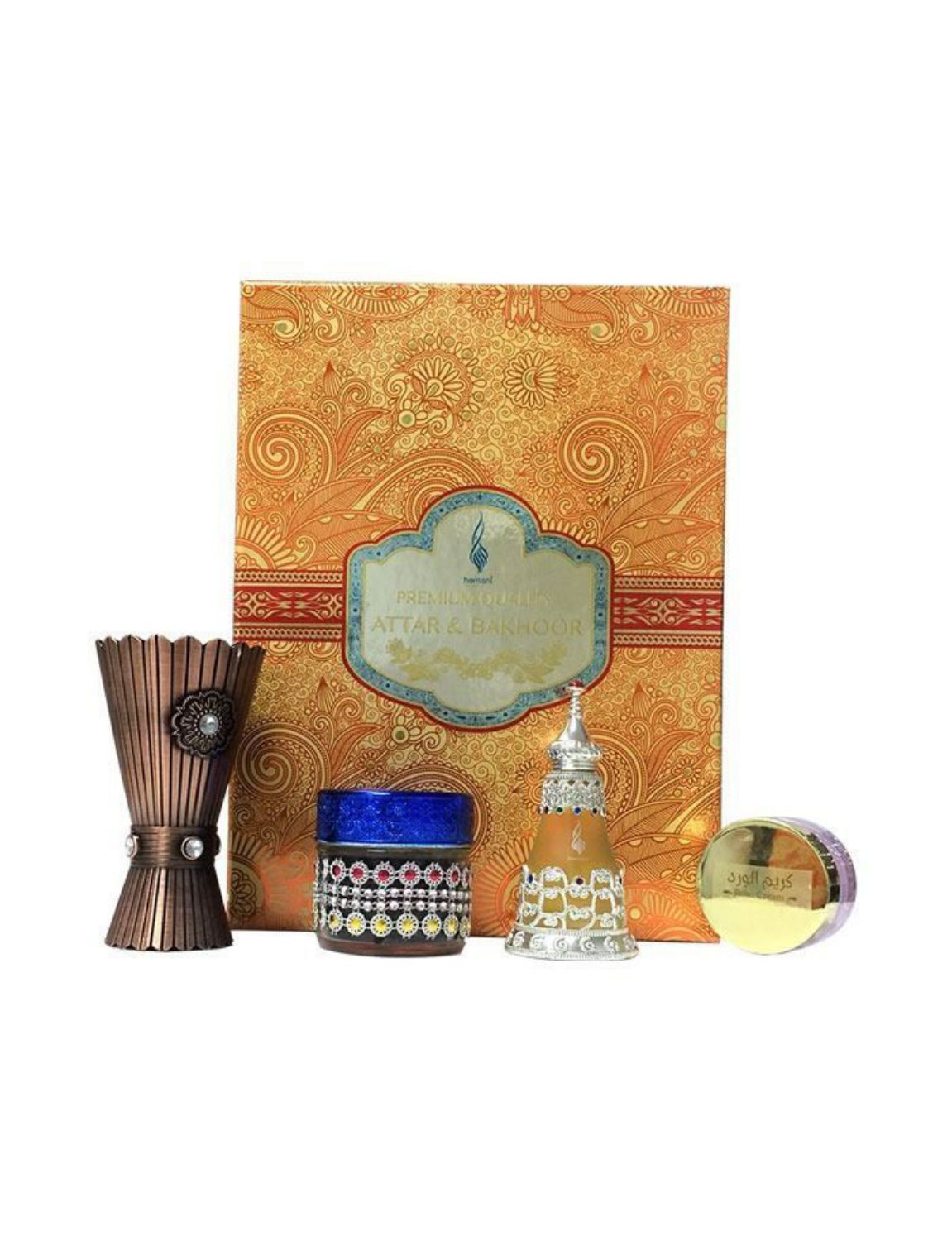 Bakhour Gift Set 4 in 1