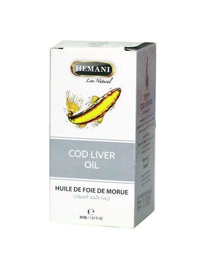 Picture of Cod Liver Oil 30ml