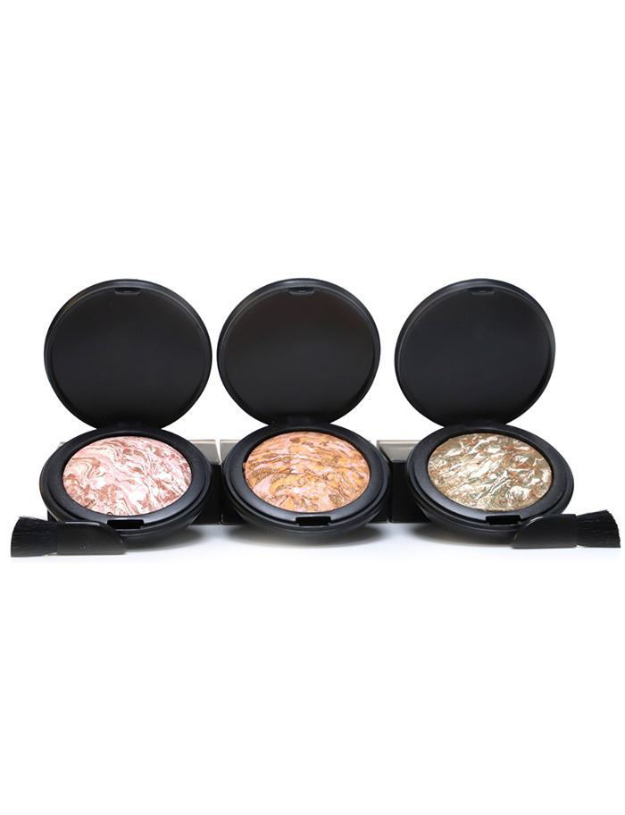 herbal infused beauty illuminating baking powder trio