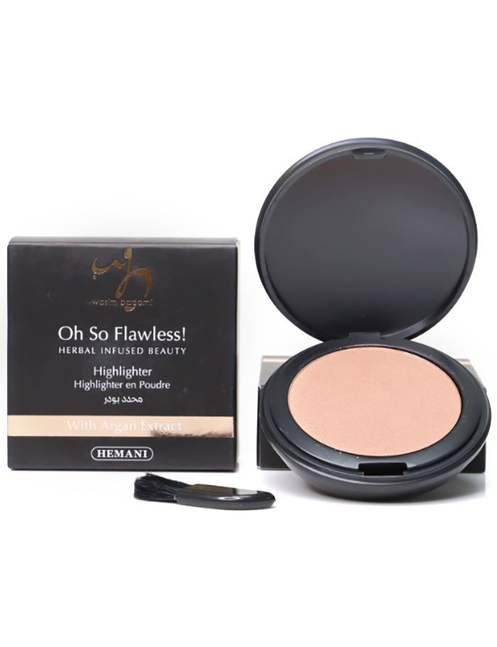 herbal infused beauty powder highlighter 211 subtle flare