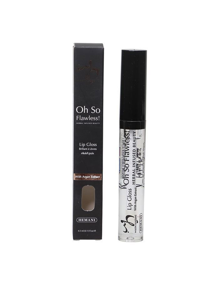herbal infused beauty lip gloss 246 strawberry