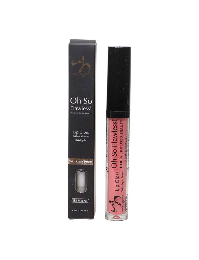 herbal infused beauty lip gloss 247 cotton candy