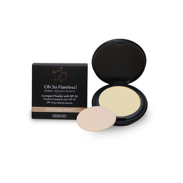 oh so flawless herbal infused beauty compact powder 225 milky cool