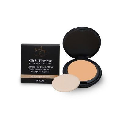 HERBAL INFUSED BEAUTY Compact Powder 228 Golden Toast