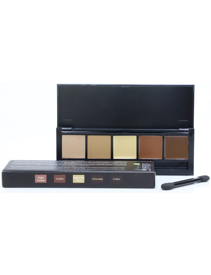 HERBAL INFUSED BEAUTY Chiseled Face Contour Palette