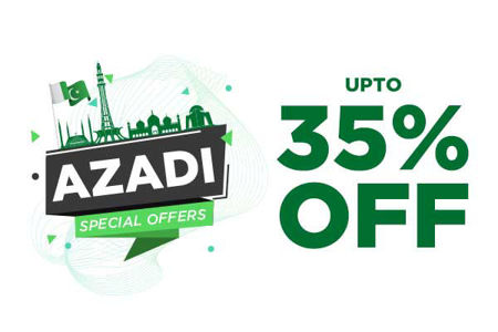 Picture for category AZADI SALE | UPTO 35% OFF
