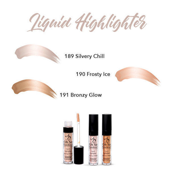 HERBAL INFUSED BEAUTY Liquid Highlighter  Swatches
