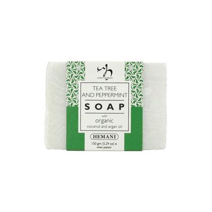 Tea Tree & Peppermint Organic Soap