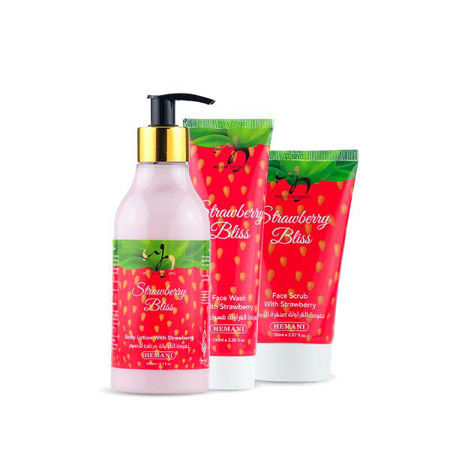 Picture for category Strawberry Bliss - Strawberry Range